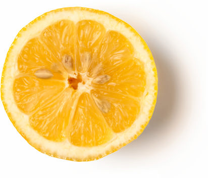 Ever considered cleaning your teeth with a shot of lemon oil?
