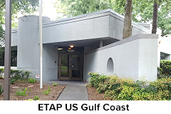 ETAP US Gulf Coast Region Office