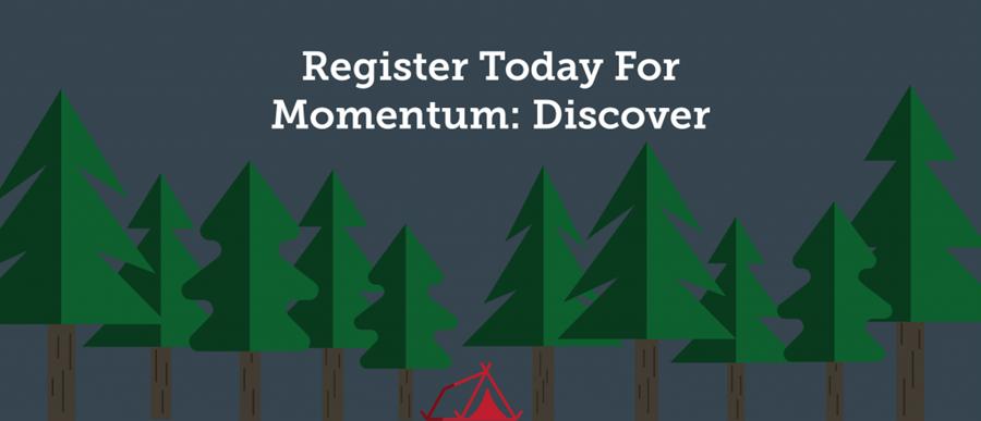 Momentum:Discover