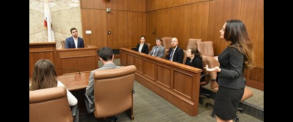Best in the Nation: UCLA's Trial Team Ranked No. 1