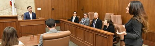 A. Barry Cappello Trial Team