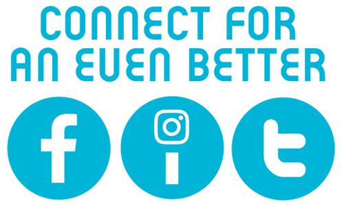 Connect for an even better fit - Yarra Leisure social