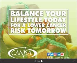 Balanced Lifestyle Slideshow