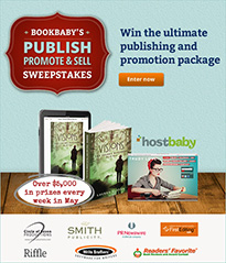 BookBaby's Publish, Promote & Sell Sweepstakes