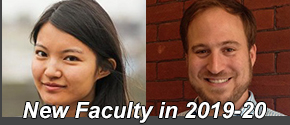 Cutting-Edge New Faculty