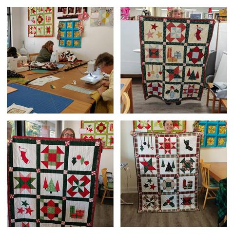 Advanced Beginner Quilting with Rosi