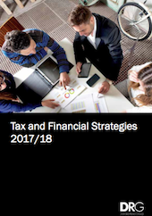 DRG Guide to tax and financial strategies 2017/18
