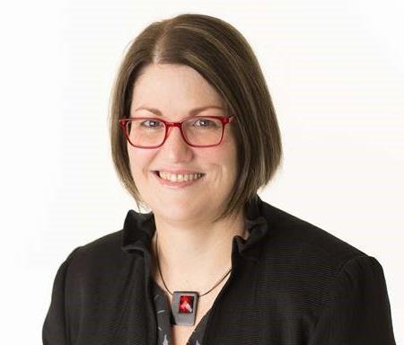 Interim Chief Executive, Carolyn Schwalger