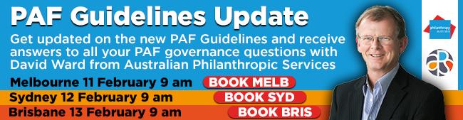 PAF Guidelines Update