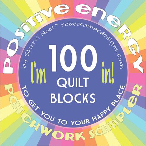 100 Block Patchwork Sampler