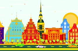Riga 2019 event banner