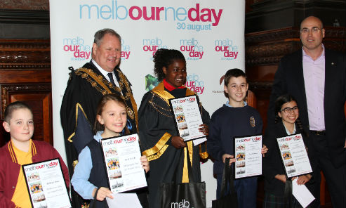 Junior Lord Mayor Competition