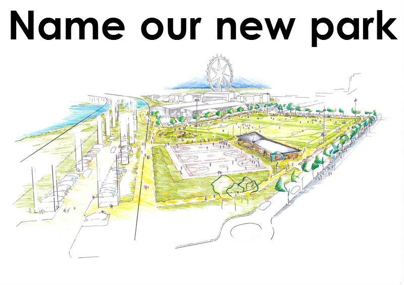 Vote now to name our new park
