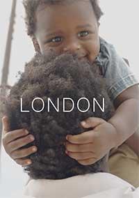 LONDON film poster