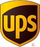 UPS logo.