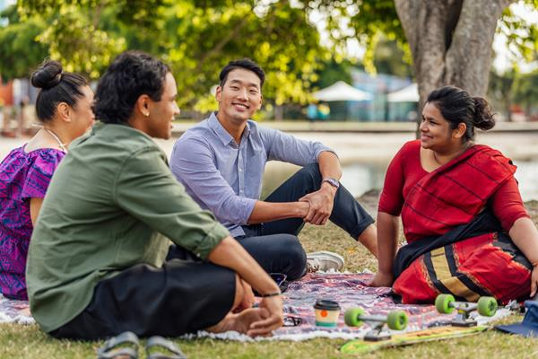 Multicultural Queensland Month