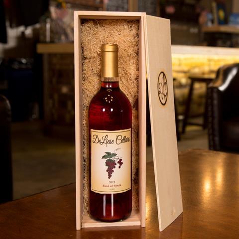 DLC Wooden WineBox