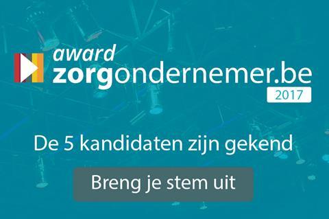 Award zorgondernemer