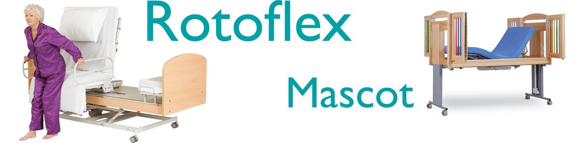 Rotoflex and Mascot - the considered choices