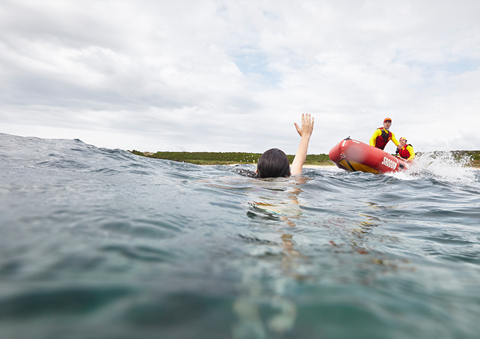 Lifesavers On Alert, Drownings Up