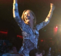 Dancing at Law Rocks