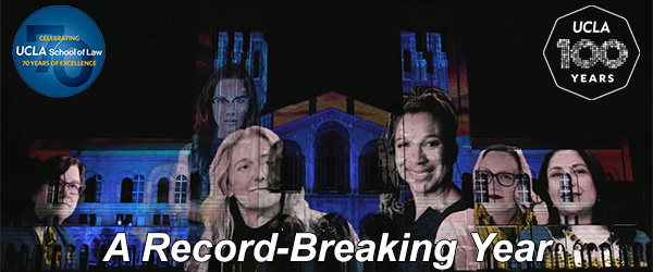 A Record-Breaking Year