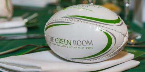 The Green Room at Twickenham