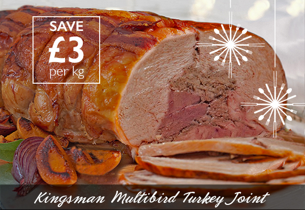 Kingsman Multibird Turkey Joint