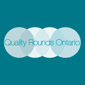 Logo: Quality Rounds Ontario