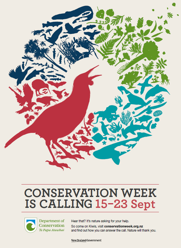 Conservation Week Poster