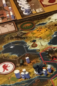 Game of Scythe in Progress