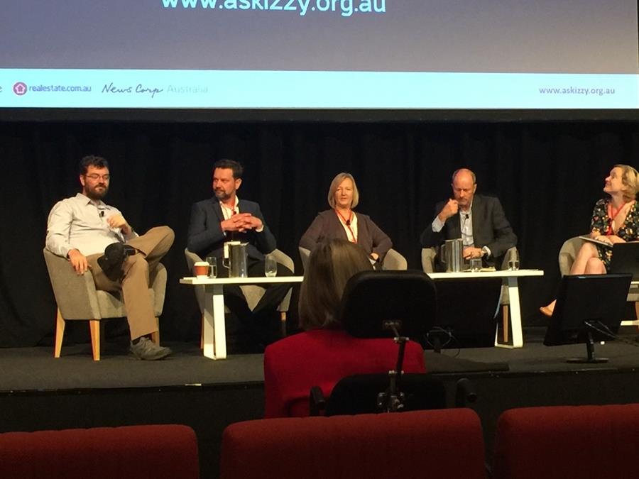 ACOSS conference panel