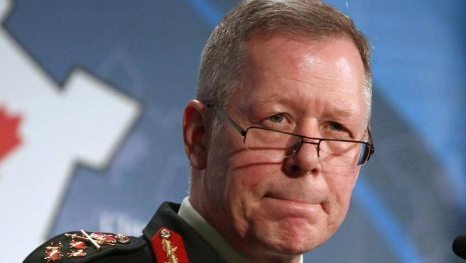 Chief of Defence Staff Gen. Jonathan Vance. (Fred Chartrand/CP)