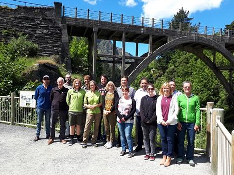 Compliance Officers in the South Island completed a training course last month