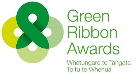 Green Ribbon Awards logo