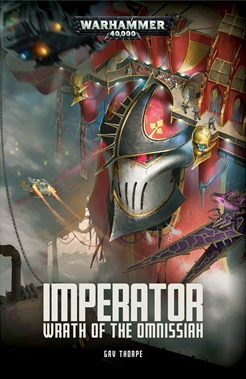 Cover of Imperator: Wrath of the Omnissiah by Gav Thorpe