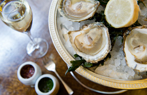 Oysters & Pol Roger Pure