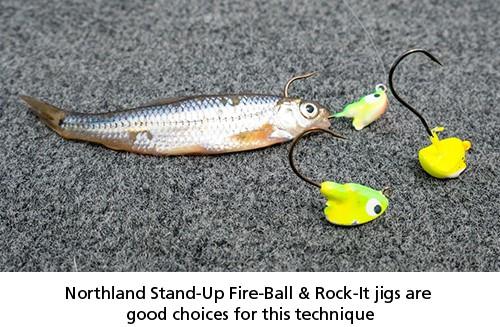 Northland Stand-Up Fire-Ball Jigs