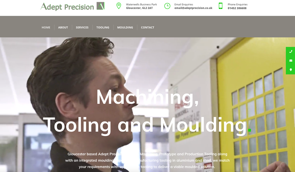Machining, Tooling & Moulding Services