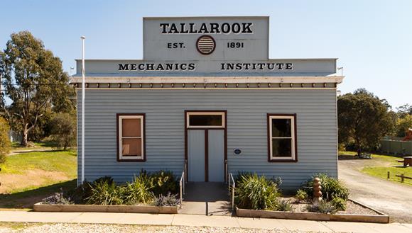 Tallarook Hall