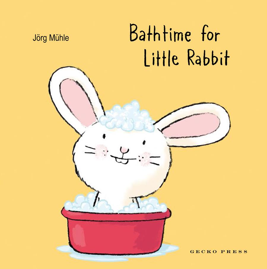 Bathtime for Little Rabbit