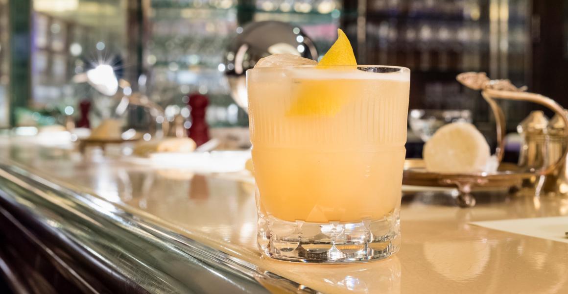 J Sheekey Atlantic Bar - Burns Night