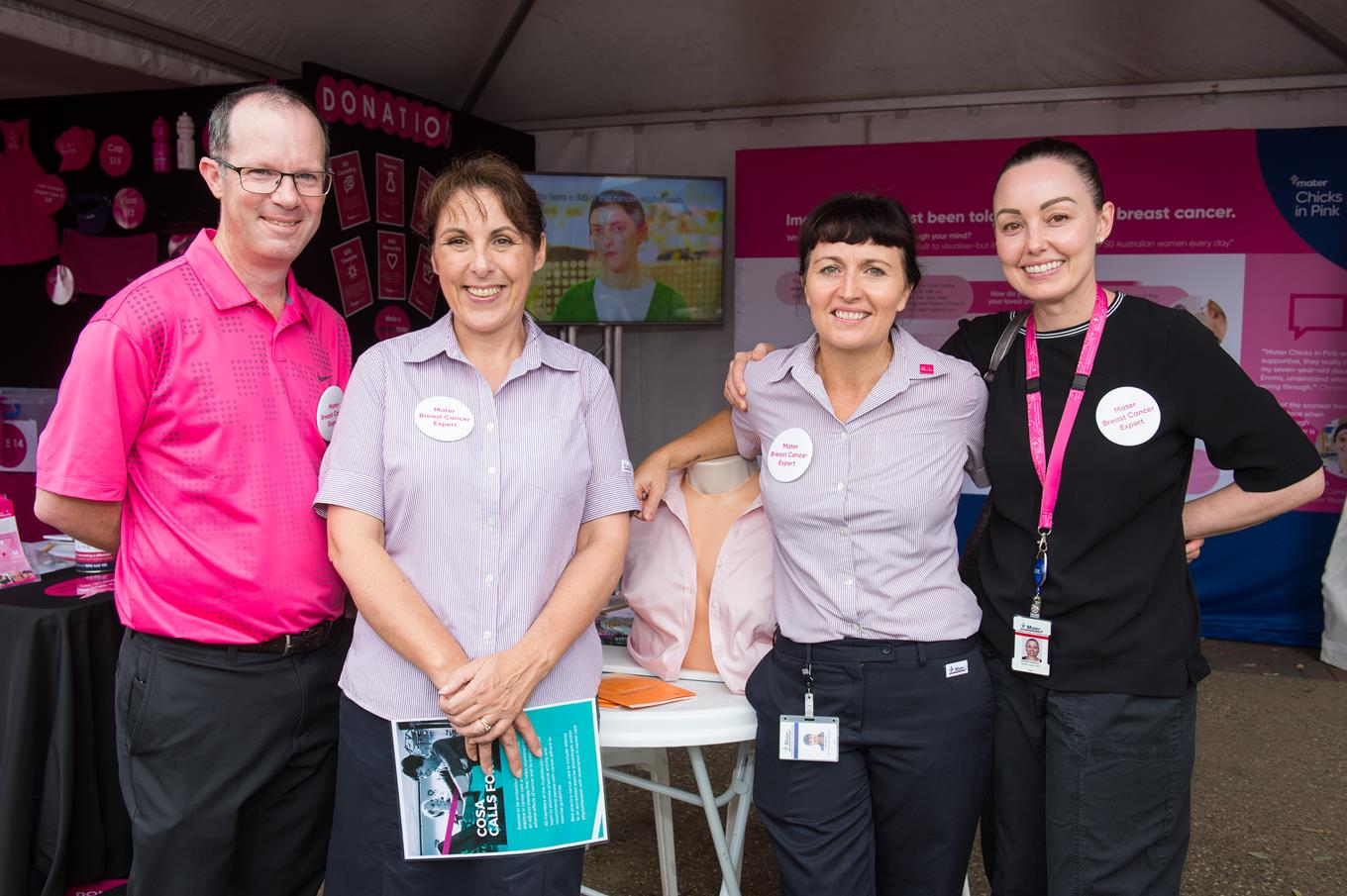 Mater Private Breast Cancer Centre surgeons