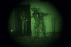 The Internet of Things will provide soldiers with information on the increasingly contested urban battlefield. Defence