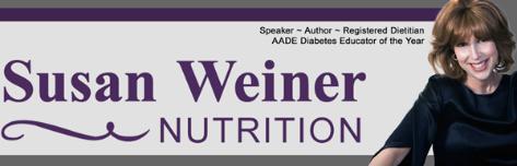 Susan Weiner Nutrition