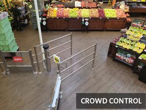 Alvarado Combats Grocery Store Theft