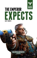 Cover of The Emperor Expects by Gav Thorpe