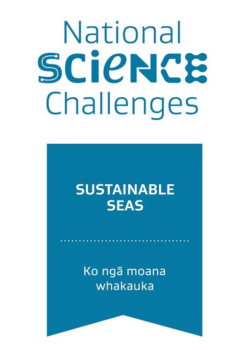 Sustainable Seas National Science Challenges