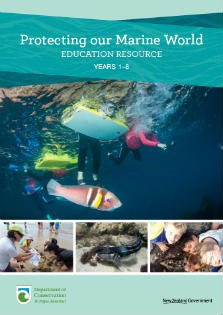 Protecting our Marine World Education Resource