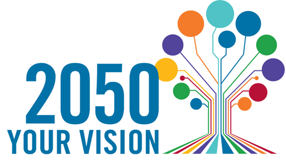 2050 Your Vision logo
